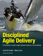 Disciplined Agile Deliver Book Cover